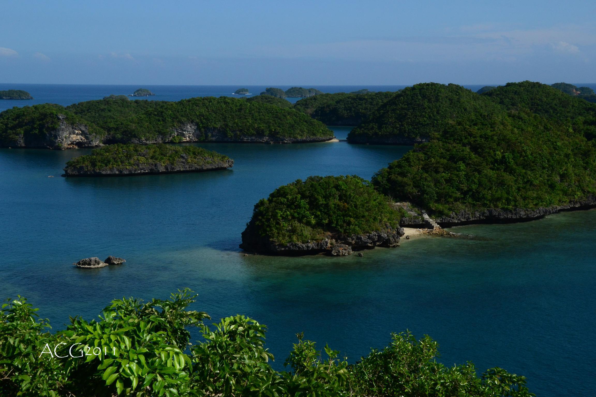 alaminos city, hundred islands